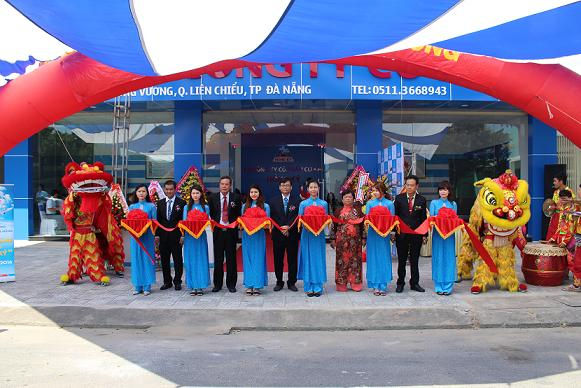 Công ty Hồng Ký khai trương chi nhánh Đà Nẵng